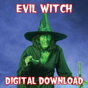 EVIL WITCH DIGITAL DOWNLOAD
